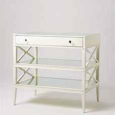 traditional side tables and accent tables by Jan Showers