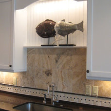 Eclectic Kitchen Cabinetry by Your Squarefeet