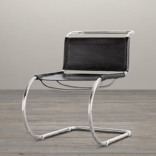 1960s Cantilevered Side Chair   Chairs   Restoration Hardware
