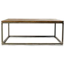 Modern Coffee Tables by Oak & Broad
