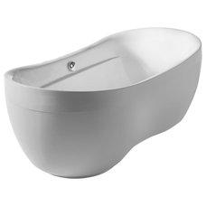 Contemporary Bathtubs by PoshHaus