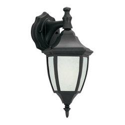 """Designers Fountain - Designers Fountain ES2461-GL Energy Star Certified 7""""W Single Light Outdoor Wall - Features:"""