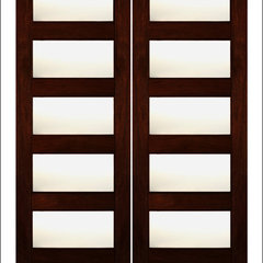 contemporary front doors by Doors4Home.com
