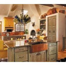 Traditional Kitchen by La Puerta Originals