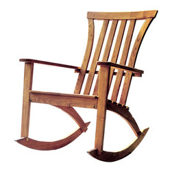 Haste Garden - Grace Rocker - Robinia wood is resistant to decay. All of the wood used in our furniture is sourced from Europe and is 100% FSC certificated. - Made in Poland. - Ships knocked down with easy assembly.