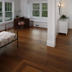 traditional wood flooring by Heritage Wide Plank Flooring