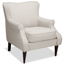 traditional armchairs Harry Armchair Sand