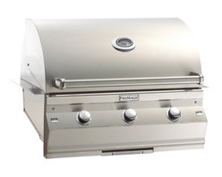 Fire Magic - Choice C540i1L1P Built In LP Grill with Left Side Infrared Burner - C540 Built In Grill Only with Factory Installed Left Side Infrared BurnerC540i Features:Heavy-gauge tubular stainless steel burners