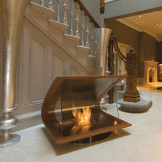 Indoor Fireplaces by Dytecture