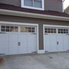 Craftsman Garage And Shed by Premier Door Service of Detroit