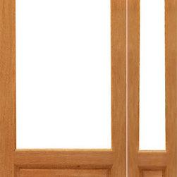 "Prehung 1-lite-P/B French Brazilian Mahogany Wood 1 Panel IG Glass Sidelite Door - SKU#1-lite-P/B-Ext-1-1BrandAAWDoor TypeFrenchManufacturer CollectionMahogany French DoorsDoor ModelDoor MaterialWoodWoodgrainMahoganyVeneerPrice1524Door Size Options[24""+14"" x 96""] (3'-2"" x 8'-0"")  $0[24""+18"" x 96""] (3'-6"" x 8'-0"")  $0[30""+14"" x 96""] (3'-8"" x 8'-0"")  $0[30""+18"" x 96""] (4'-0"" x 8'-0"")  $0[32""+14"" x 96""] (3'-10"" x 8'-0"")  $0[32""+18"" x 96""] (4'-2"" x 8'-0"")  $0[36""+14"" x 96""] (4'-2"" x 8'-0"")  $0[36""+18"" x 96""] (4'-6"" x 8'-0"")  $0Core TypeSolidDoor StyleDoor Lite Style3/4 Lite , 1 LiteDoor Panel Style1 Panel , Ovolo StickingHome Style MatchingCraftsman , Colonial , Cape Cod , VictorianDoor ConstructionEngineered Stiles and RailsPrehanging OptionsPrehungPrehung ConfigurationDoor with One SideliteDoor Thickness (Inches)1.75Glass Thickness (Inches)1/2Glass TypeDouble GlazedGlass CamingGlass FeaturesInsulated , Tempered , low-E , Beveled , DualGlass StyleClear , White LaminatedGlass TextureClear , White LaminatedGlass ObscurityNo Obscurity , High ObscurityDoor FeaturesDoor ApprovalsFSCDoor FinishesDoor AccessoriesWeight (lbs)510Crating Size25"" (w)x 108"" (l)x 52"" (h)Lead TimeSlab Doors: 7 daysPrehung:14 daysPrefinished, PreHung:21 daysWarranty1 Year Limited Manufacturer WarrantyHere you can download warranty PDF document."