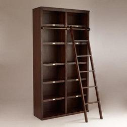 Augustus Library Bookshelf -