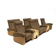 Modern  by CINEAK luxury seating
