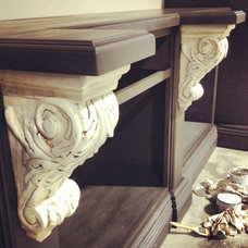 Traditional Storage And Organization by Peinture