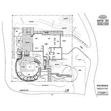 Contemporary Floor Plan 'Spira Mirabilis' / Case Study