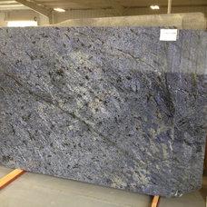 Contemporary Kitchen Countertops by American Granite Company