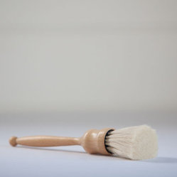 Goat Hair Furniture Brush