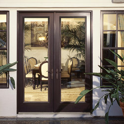 Simonton Lumera Patio Doors - The Lumera Patio Door by Simonton Windows