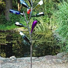 Contemporary Garden Sculptures by Kinsman Garden