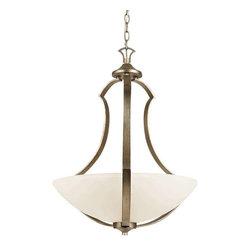 Trans Globe Lighting - Trans Globe Lighting 70304 Pendant Light In Antique Silver Leaf - Part Number: 70304
