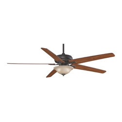 Fanimation FPD8089BA Keistone Fan With Light - Get up to 10% coupon code: Houzz