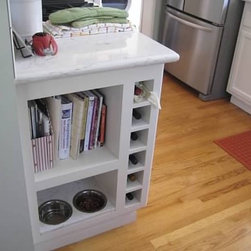 Small Cottage Kitchen Remodel - Cambria Torquay