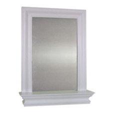 Bathroom Mirrors Kingston Wall Mirror with Shelf
