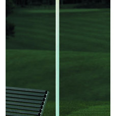Modern Outdoor Floor Lamps by usonahome.com