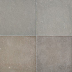 Bluestone - Thermal Finish - Bluestone Cut Stone is a tight grained sandstone that ranges from green to blue to brown.