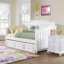 Samuel Lawrence - SummerTime Day Bed - 8466-740-741 - SummerTime Collection Day Bed