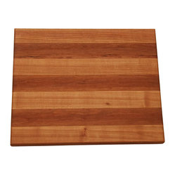 Face Grain Quartersawn Cherry Cutting Board