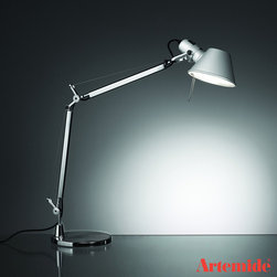 Artemide Tolomeo Mini Table Lamp - Artemide Tolomeo Mini Table Lamp