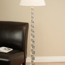 modern floor lamps by Overstock.com