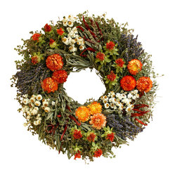 Bountiful Wreath