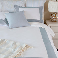traditional duvet covers by Annette Tatum
