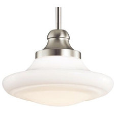 Bathroom Lighting And Vanity Lighting Keller Pendant/Semi-Flushmount by Kichler