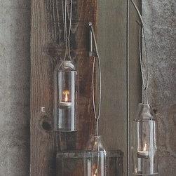 Eclectic Outdoor Lighting -