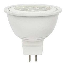 NATIONAL BRAND ALTERNATIVE - Led Bulb MR16 Narrow Floodlight 6W - Features: