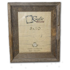 Traditional Picture Frames by Rustic Decor