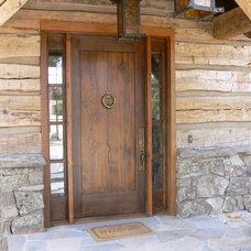 Front Doors by Yellowstone Traditions