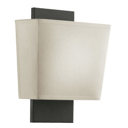 Quorum International - Quorum International 57-95 Ludlow Old World Wall Sconce - Quorum International 57-95 Ludlow Black Wall Sconce