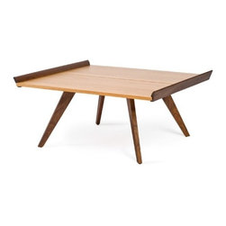 Knoll - Knoll | Splay Leg Table and Tray - Design by George Nakashima, 1946.