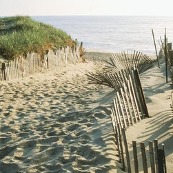 Murals Your Way - Ballston Beach Wall Art - Photographed by Dietrich Leis Stock Photography, the Ballston Beach wall mural from Murals Your Way will add a distinctive touch to any room