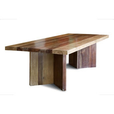 Tropical Dining Tables by Rotsen Furniture