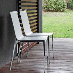 Tonin Casa - Tonin Casa   Carilla Chair, Set of 2 - Design by Studio Archirivolto.