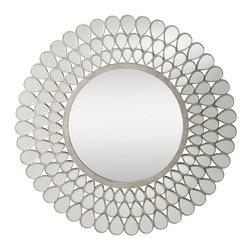 Kichler Lighting - Kichler Lighting Orbitz Modern / Contemporary Round Mirror X-84187 - Kichler Lighting Orbitz Modern / Contemporary Round Mirror X-84187