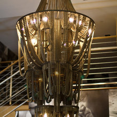 Contemporary Chandeliers by Facaro