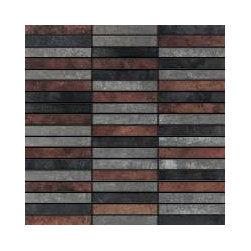 Mirage Workshop, 1x4 mosaic, Copper Mix Tribend - Mirage Workshop, 1x4 mosaic, Copper Mix Tribend