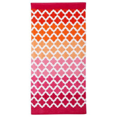 Contemporary Beach Towels by PBteen
