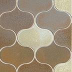 New Releases by Pratt and Larson - Pratt & Larson's new Lantern shape. Seen here in gorgeous metallic glazes.